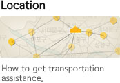 Location How to get transportation assistance.